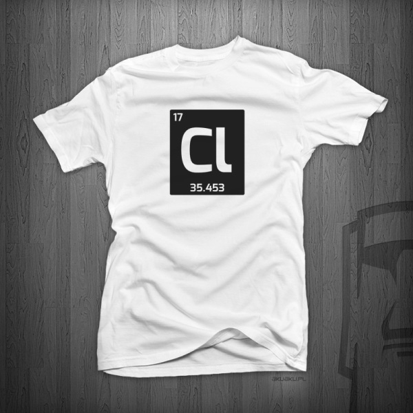 K063 CHLORINE MESKA WHITE BLACK